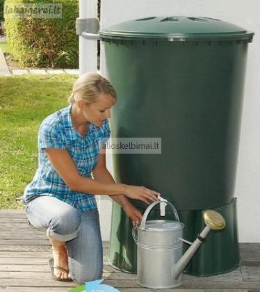 VANDENS TALPA 210 litrų-alioskelbimai