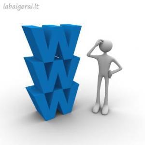 Web sprendimai, interneto svetainės