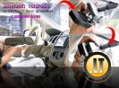 Parkavimo sistema ir laisvųjų rankų įranga VEIDRODYJE