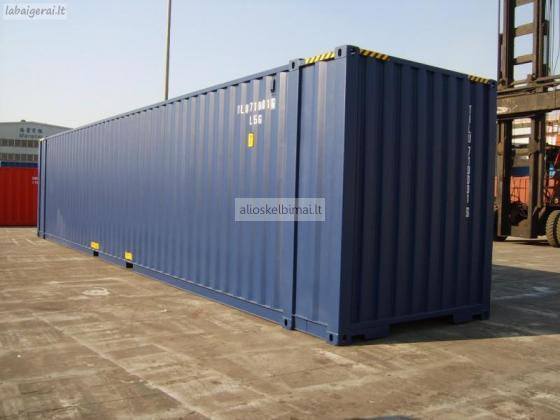 jūriniai konteineriai.-alioskelbimai