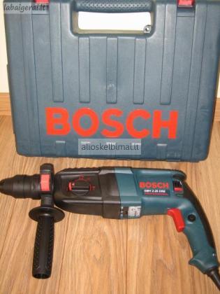 Parduodamas naujas perforatorius Bosch GBH2-26 DRE-alioskelbimai