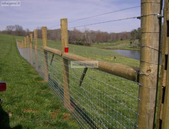 Tvoros,aptverai žemės ūkiui