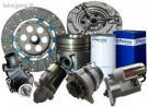 Traktorių, ekskavatorių, krautuvų ir kombainų variklių atsarginės detalės dalys