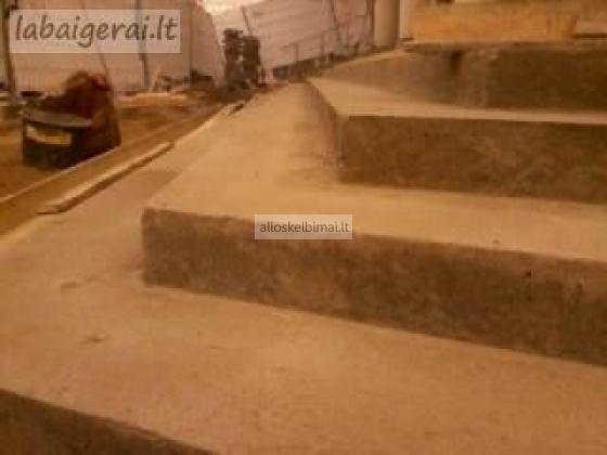 betoniniai laiptai-alioskelbimai