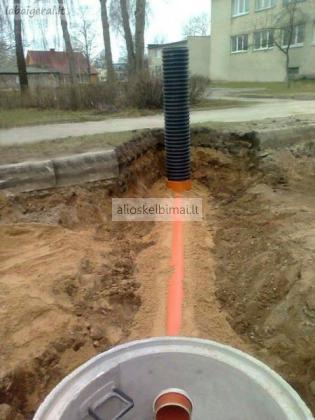 Vandentiekis - Kanalizacija-alioskelbimai