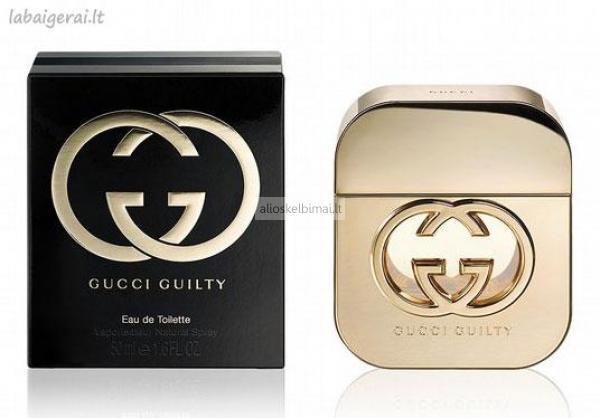 Gucci Guilty 90ml.kvepalai moterims-alioskelbimai