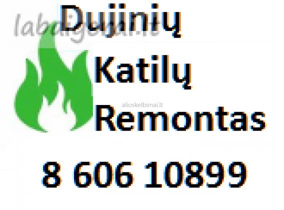 Dujinių katilų profilaktika 860610899-alioskelbimai