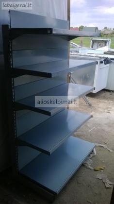 Stelazai-lentynos ir kita prekybine yranga-alioskelbimai