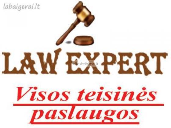 Įmonių steigimas,pardavimas/teisinės paslaugos-alioskelbimai