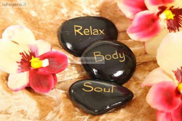 Ypatingos nuolaidos masažams ir SPA ritualams!!!-alioskelbimai