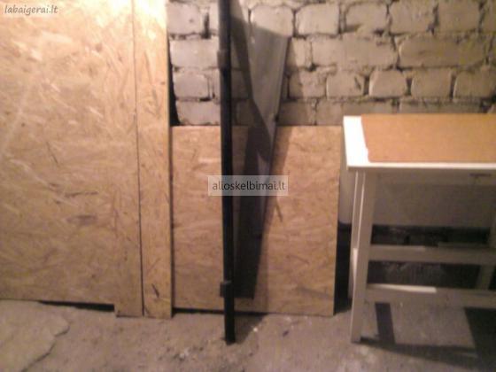 AUDI-100 salono -bagazines pertvata-alioskelbimai