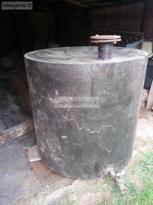 Cisterna bačka talpykla talpa-alioskelbimai