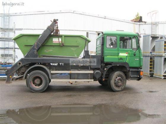 Išvežame statybines griovimo atliekas, šiukšles, Vilniuje ir Vilniaus raj.-alioskelbimai