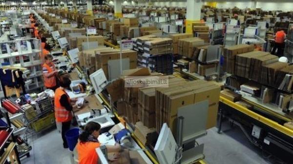 Darbai pakavimo fabrikuose Vokietijoje-alioskelbimai
