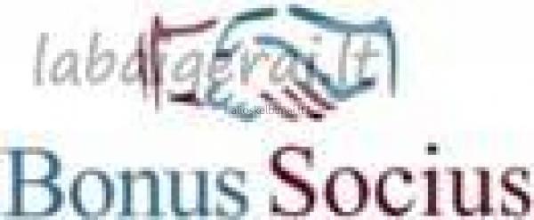 Bonus Socius buhalterinės paslaugos-alioskelbimai