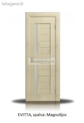 Eko faneruotos vidaus kambario durys-alioskelbimai