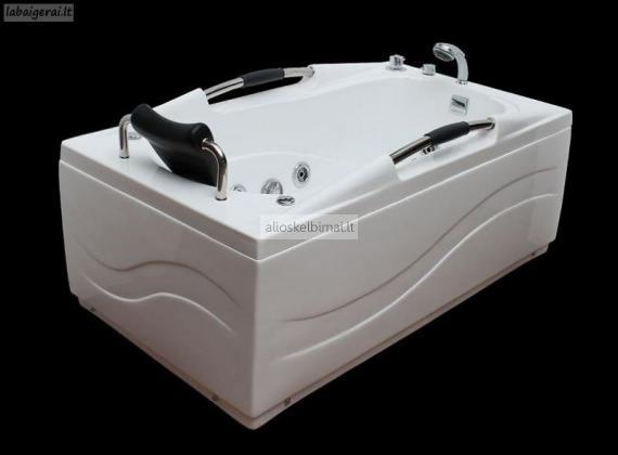 Masažinė vonia Minuetto-alioskelbimai