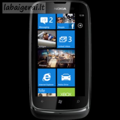Nokia Lumina-alioskelbimai