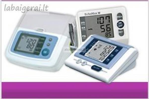 Termometrai ir kraujospūdžio matuokliai-alioskelbimai