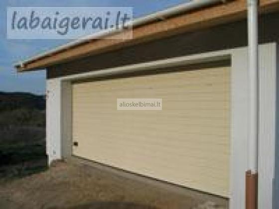 Garažo vartai-alioskelbimai