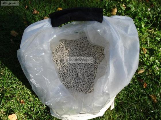 Kalkių granulės dirvos rūgštingumo mažinimui-alioskelbimai