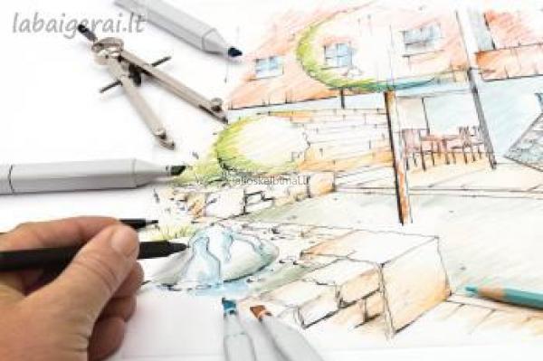 Taupių A+ namų projektavimas-alioskelbimai