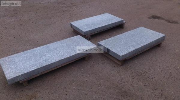 Teraco laiptų pakopos ir aikštelės-alioskelbimai