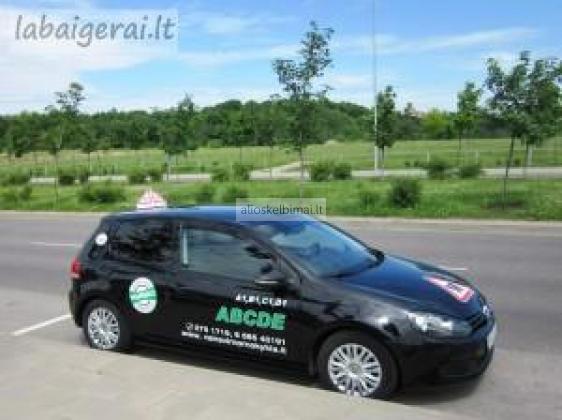 Vairavimo kursai Vilniuje ir Šalčininkuose-alioskelbimai