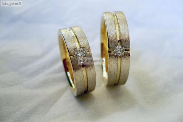 Vestuviniai, sužadėtuvių žiedai. Juvelyro paslaugos
