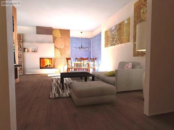 Butų, namų, visuomeninių statinių 2D, 3D planai, vizualizacijos,...-alioskelbimai