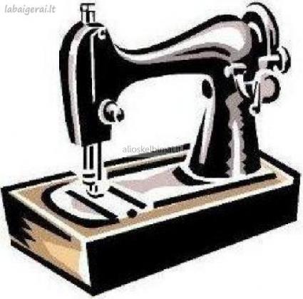 Siuvimo mašinų remontas (buitinių ir pramoninių). 867711802-alioskelbimai