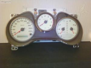 Toyota RAV4 prietaisų skydelis