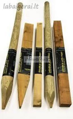 Postsaver  mediniu kuolų apsauga nuo puvinio-alioskelbimai