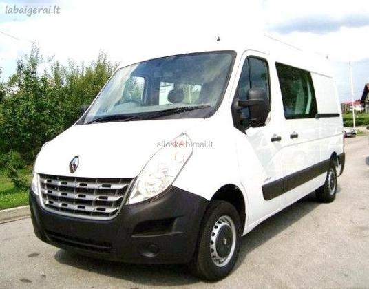 Keleivinio- krovininio mikroautobuso nuoma-alioskelbimai