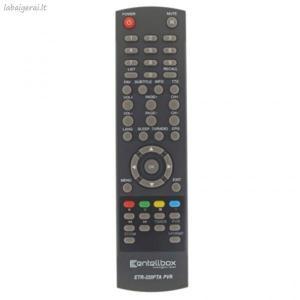Naujas antžeminės skaitmeninės TV priedėlis.