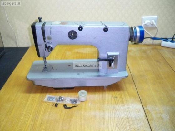 1022M kl siuvimo mašina-alioskelbimai