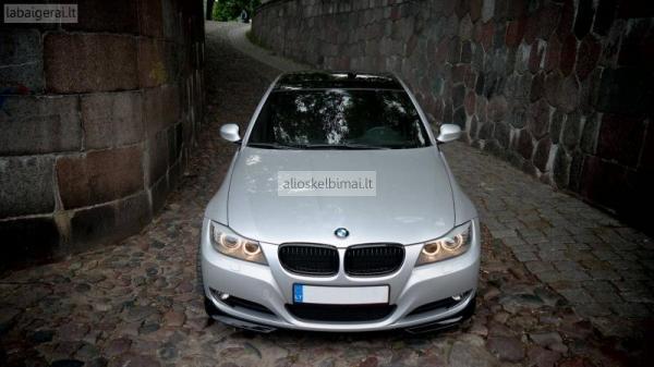 BMW 320, 2008m-alioskelbimai