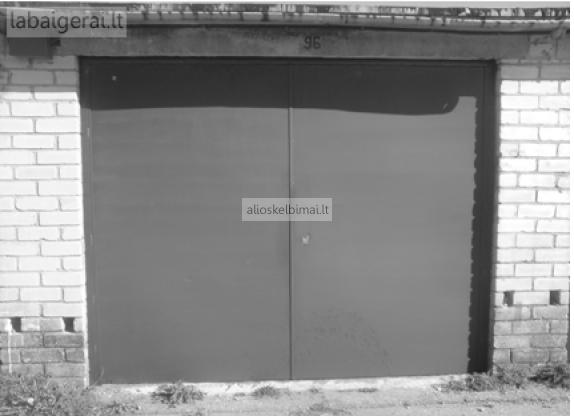 Metalinių durų/vartų gamyba ir montavimas (tiesiai iš gamyntojo)-alioskelbimai