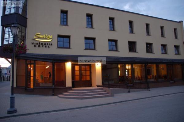 Viešbutis-restoranas