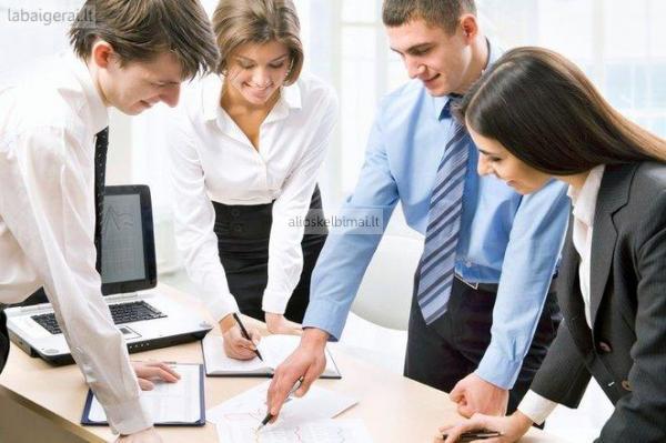Greitai ir kvalifikuotai steigiame įmones-alioskelbimai
