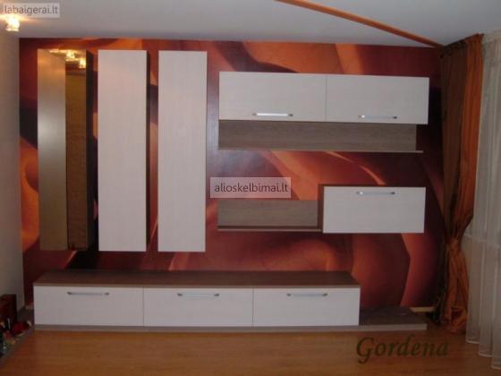 Kieti svetainės baldai.Dizainas,projektavimas ir gamyba-alioskelbimai