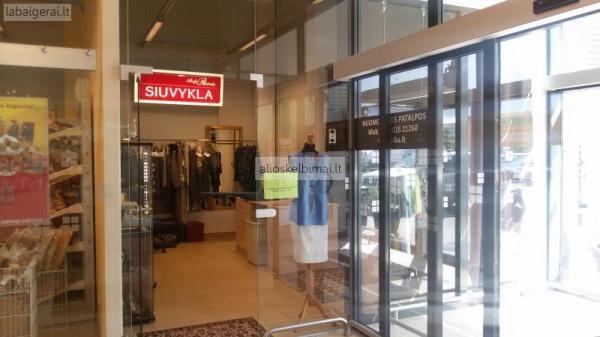 Skubus drabužių taisymas Viršuliškėse-alioskelbimai