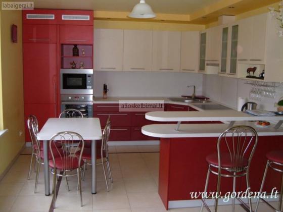 Virtuvės.Virtuvinių baldų dizainas,projektavimas ir gamyba-alioskelbimai