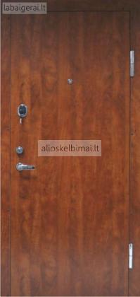 Šarvuotos buto durys-alioskelbimai