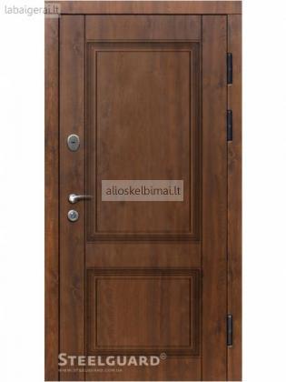 Plieninės išorės/laiptinės durys-alioskelbimai