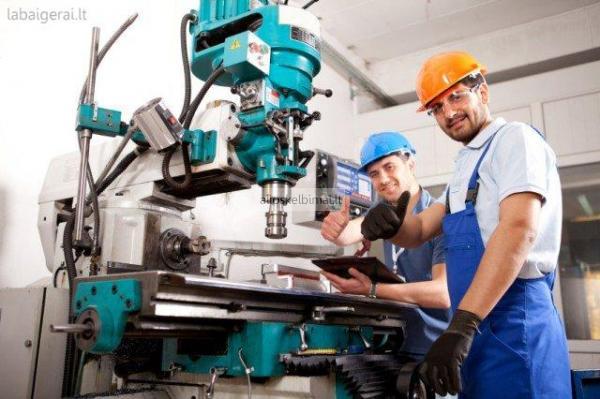 Reikalingi darbuotojai Čekijoje darbui fabrikuose