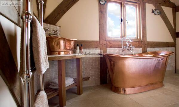Varinė, retro, klasikinė vonia Bateu-alioskelbimai