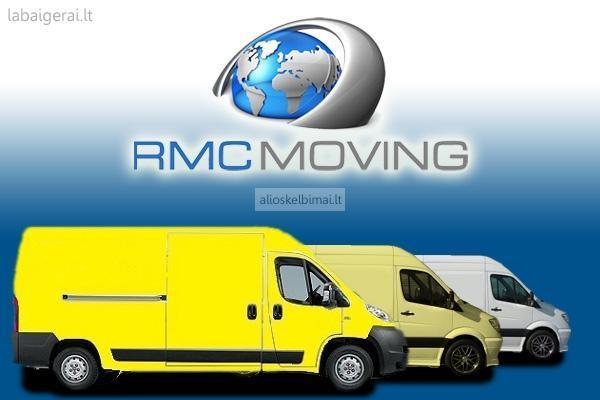 Dalinių krovinių vežimas į Europa 864712331-alioskelbimai