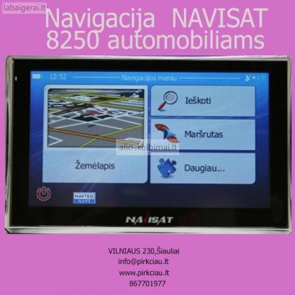 Greita ir patikima NAVISAT GPS  navigacija-alioskelbimai