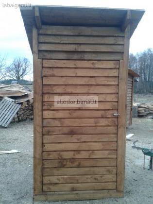 Lauko tualetai-alioskelbimai